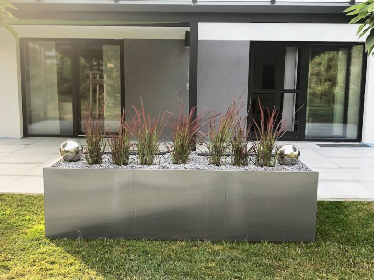Medium Size of Hochbeet Edelstahl Design Pflanzkbel Edelstahlküche Gebraucht Garten Outdoor Küche Wohnzimmer Hochbeet Edelstahl