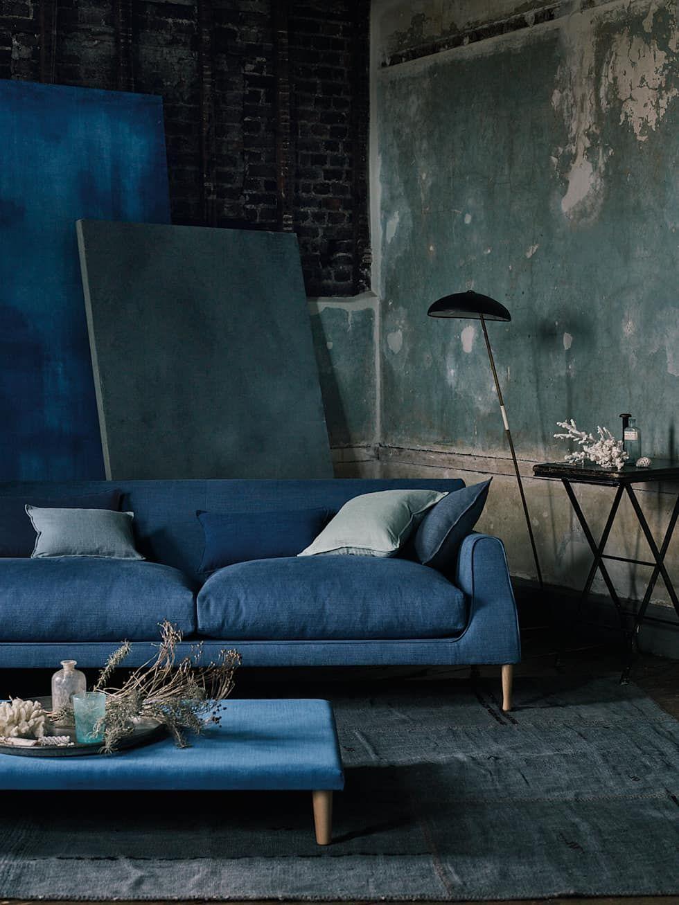 Full Size of Moderne Wohnzimmer 2020 Impression In Blau Trend Industrielook Romo Duschen Wandbilder Deckenleuchte Esstische Wandtattoo Kommode Tapete Lampe Teppich Decke Wohnzimmer Moderne Wohnzimmer 2020