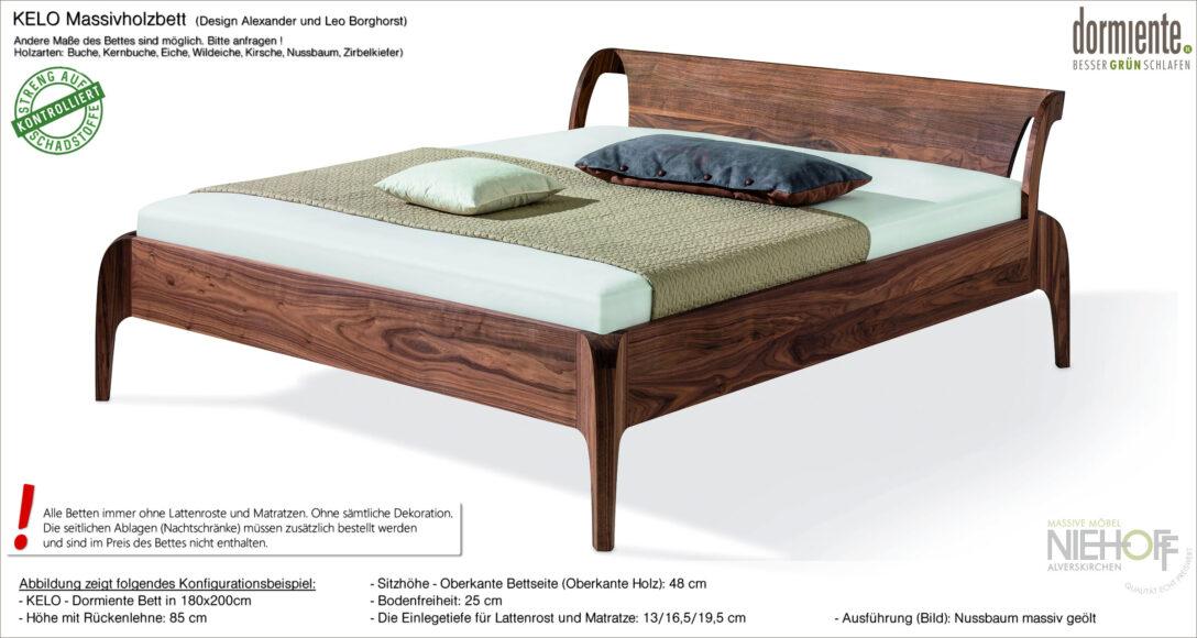 Large Size of Bett Design Holz Kelo Naturholzbett Ein Aus Nachhaltigem Massivholz Von 120x200 Leander Schutzgitter Halbhohes Modernes 180x200 Weißes 90x200 Kinder Himmel Wohnzimmer Bett Design Holz