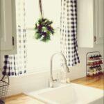Küchenvorhang Wohnzimmer 10 Beste Muster Fr Kchenvorhnge Moderne Bauernhaus Kchen