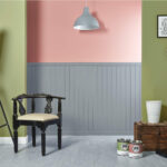 Wandfarbe Rosa Wohnzimmer Wandfarbe Rosa Colourcourage Premium Matt Sucia Küche