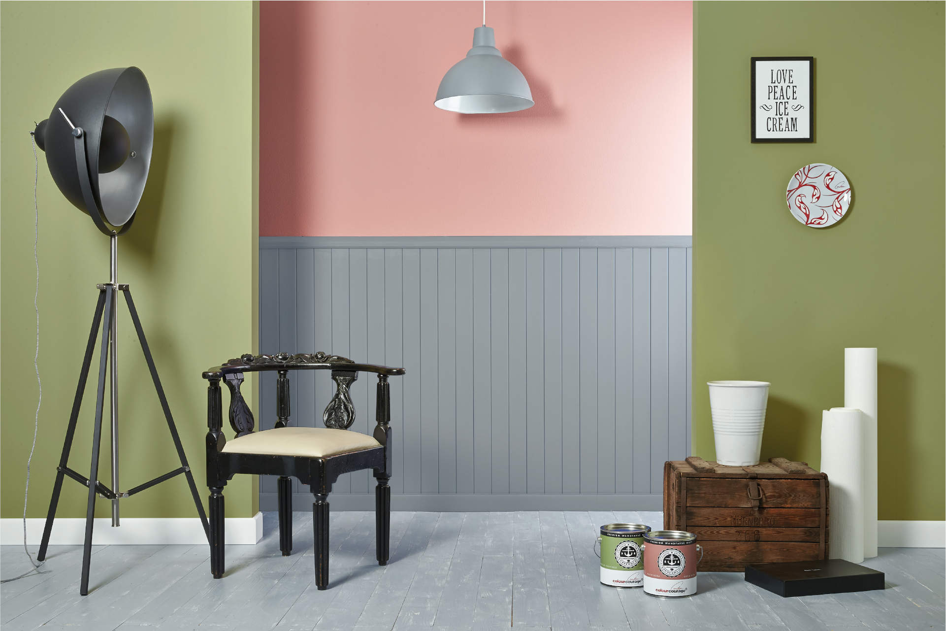 Full Size of Wandfarbe Rosa Colourcourage Premium Matt Sucia Küche Wohnzimmer Wandfarbe Rosa