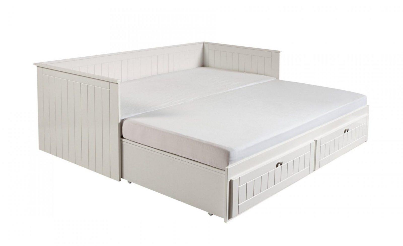 Full Size of Bett Ausziehbar Gleiche Ebene Ikea Betten Mit Bettkasten 200x180 Lattenrost 90x200 Weiß Schubladen Test Esstisch Dormiente Bambus Kaufen 160x220 Schwarzes Wohnzimmer Bett Ausziehbar Gleiche Ebene