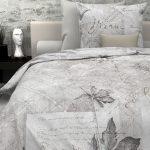 Bettwäsche 155x220 Heckett Lane Satin Bettwsche Bleecker Grau Vintage Sprüche Wohnzimmer Bettwäsche 155x220