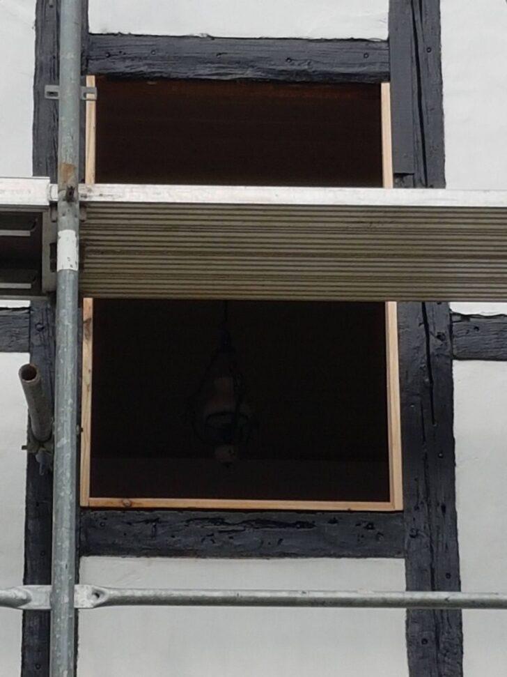 Medium Size of Fenster Rahmen Im Fachwerkhaus Erneuern Bauanleitung Zum Kosten Bad Wohnzimmer Fensterfugen Erneuern