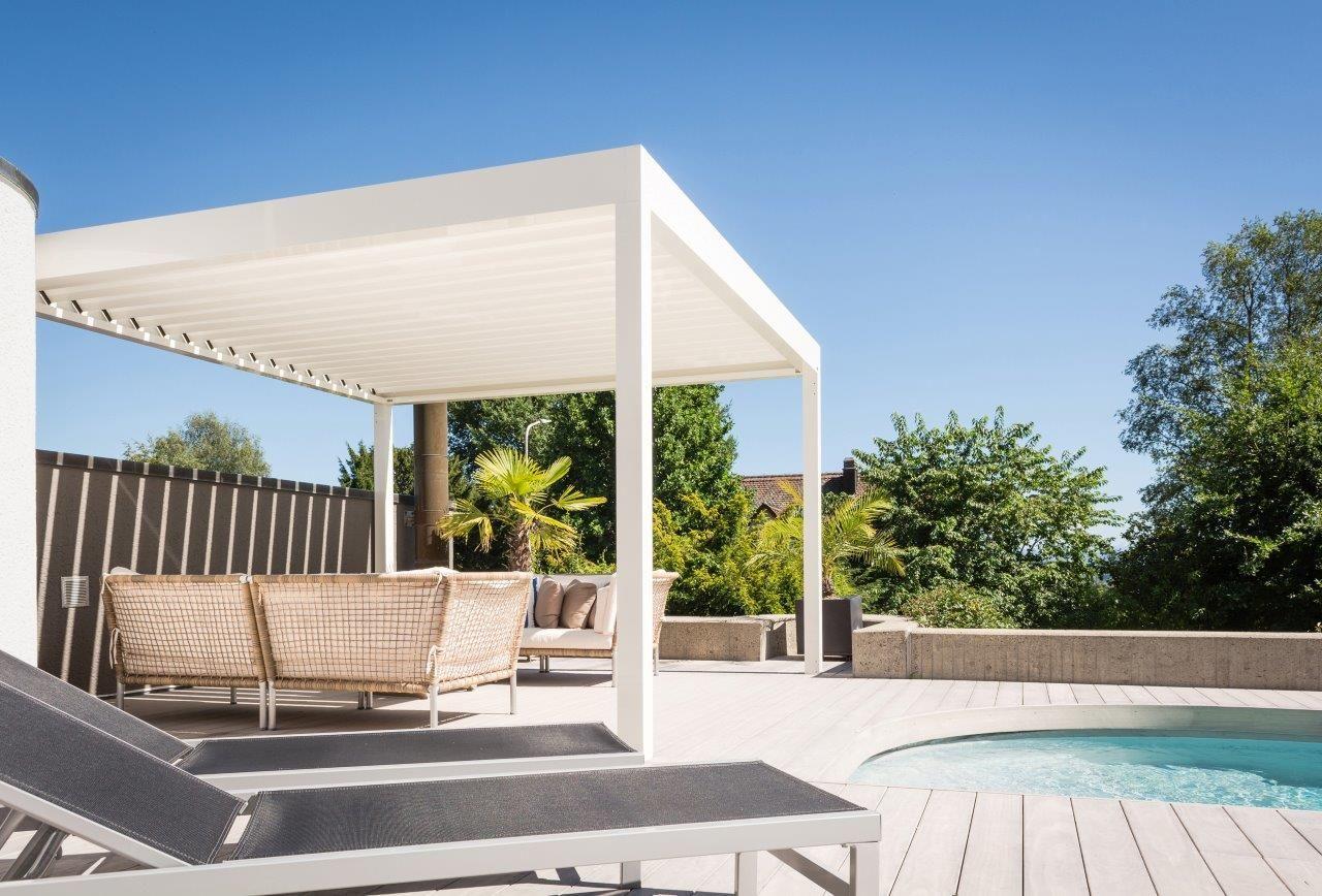 Full Size of Terrassen Pavillon Bavona Outdoor Living Pavillons Erffnen Ihnen Von Frhling Garten Wohnzimmer Terrassen Pavillon