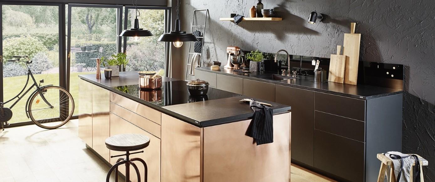 Full Size of Landhausküche Wandfarbe Schwarze Kchen 8 Besten Gestaltungsideen Weisse Gebraucht Moderne Weiß Grau Wohnzimmer Landhausküche Wandfarbe