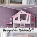 Designs Von Mdchenbett 27 Mrchenhafte Kinderbetten Sofie Room Wohnzimmer Mädchenbetten