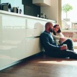 Küchenboden Vinyl Kchenboden Welcher Belag Eignet Sich Fr Kche Fürs Bad Vinylboden Wohnzimmer Im Küche Verlegen Badezimmer Wohnzimmer Küchenboden Vinyl