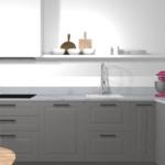 Ikea Kche Planen Stylische Designerkche Mit Kleinem Budget Miniküche Laminat In Der Küche Kaufen Fettabscheider Unterschrank Schnittschutzhandschuhe L Wohnzimmer Eckschrank Ikea Küche