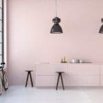 Wandfarbe Rosa Wohnzimmer Ros Kchen Kchendesignmagazin Lassen Sie Sich Inspirieren Küche Rosa
