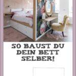 Anleitung Zu Meinem Schlafzimmerkonzept Mit Diy Bett Und Raumteiler Ikea Küche Kosten Modulküche Aufbewahrungsbox Garten Aufbewahrungssystem Kaufen Wohnzimmer Ikea Hacks Aufbewahrung