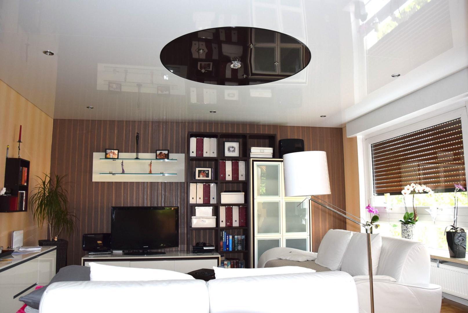 Full Size of Decke Gestalten Neue Raumdecken In Nur Einem Tag Badezimmer Deckenleuchte Wohnzimmer Led Tagesdecke Bett Deckenlampen Modern Deckenleuchten Küche Für Wohnzimmer Decke Gestalten