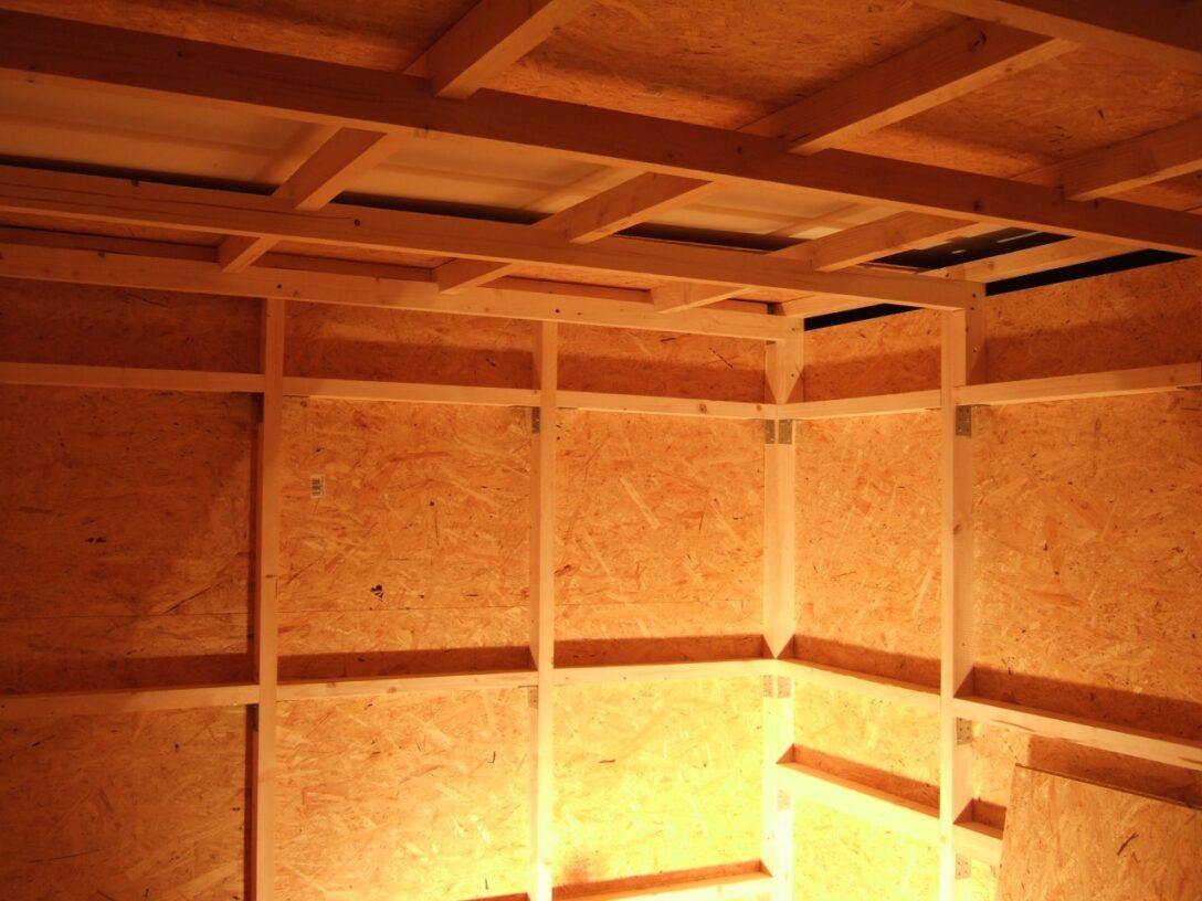 Large Size of Außensauna Wandaufbau Saunabau Bauanleitung Zum Selberbauen 1 2 Docom Deine Wohnzimmer Außensauna Wandaufbau