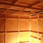 Außensauna Wandaufbau Saunabau Bauanleitung Zum Selberbauen 1 2 Docom Deine Wohnzimmer Außensauna Wandaufbau