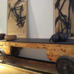 Sideboard Mit Deko Kopie 1024768 Strandgut Badezimmer Wohnzimmer Wanddeko Küche Dekoration Für Schlafzimmer Arbeitsplatte Wohnzimmer Deko Sideboard