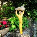 Gartenskulptur Holz Stein Gartenskulpturen Aus Und Glas Selber Machen Garten Skulpturen Kaufen Schlafzimmer Komplett Massivholz Regal Massivholzküche Holzbank Wohnzimmer Gartenskulpturen Holz