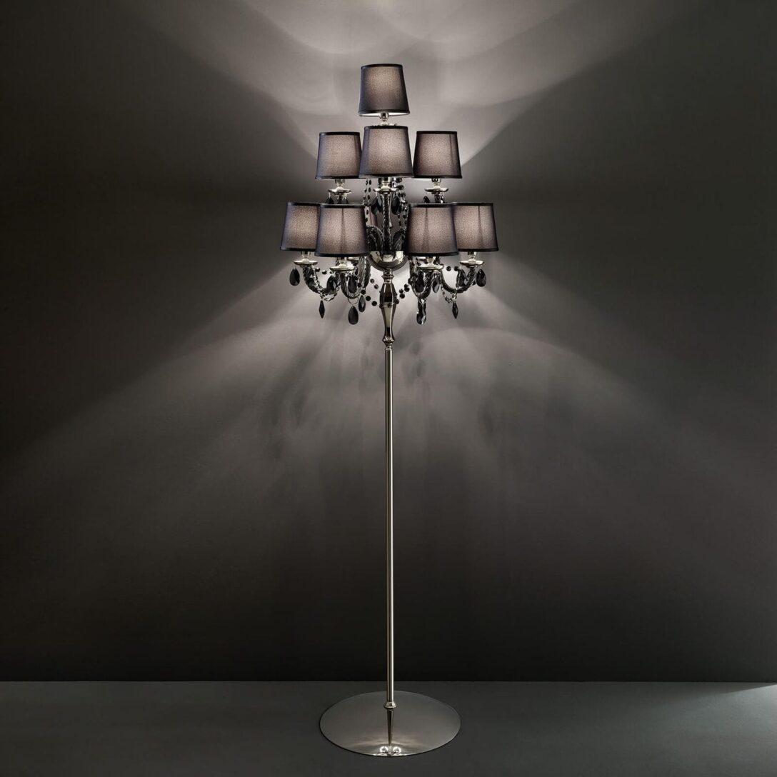 Large Size of Kristall Stehlampe Stehleuchte Klassisch Metall Mit Swarovski 445 Wohnzimmer Schlafzimmer Stehlampen Wohnzimmer Kristall Stehlampe
