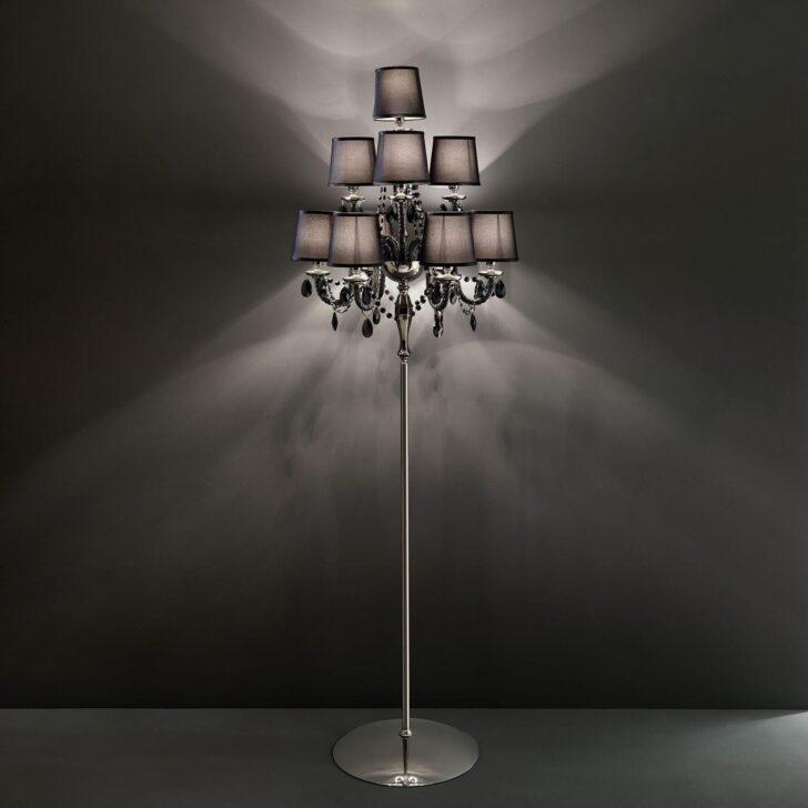 Medium Size of Kristall Stehlampe Stehleuchte Klassisch Metall Mit Swarovski 445 Wohnzimmer Schlafzimmer Stehlampen Wohnzimmer Kristall Stehlampe