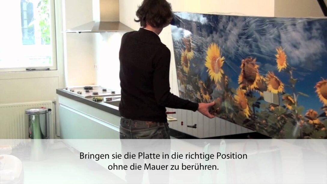 Large Size of Montage Der Kchenrckwand Youtube Bauhaus Fenster Wohnzimmer Bauhaus Küchenrückwand