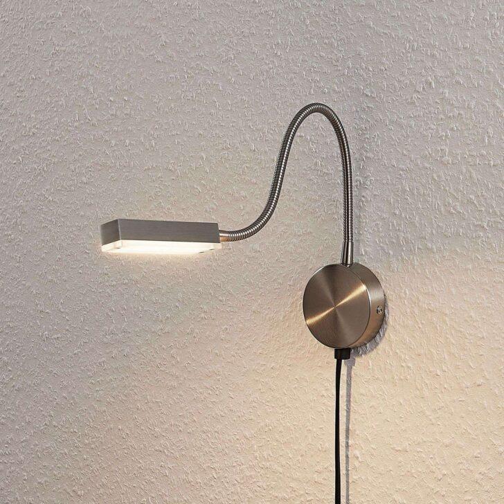 Medium Size of Schlafzimmer Wandlampen Led Wandleuchte Samari Flexarm Sensor Dimmer Leselampe Lampenwelt Komplett Massivholz Wandtattoo Deckenleuchte Kommode Set Lampen Stuhl Wohnzimmer Schlafzimmer Wandlampen