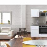Miniküchen Wohnzimmer Minikchen Und Einbaukchen Online Shop Habi Shops Gmbh Sterreich