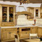 Küchenmöbel Rustikale Kchenmbel Aus Massivholz Set Kchenzeile Wohnzimmer Küchenmöbel