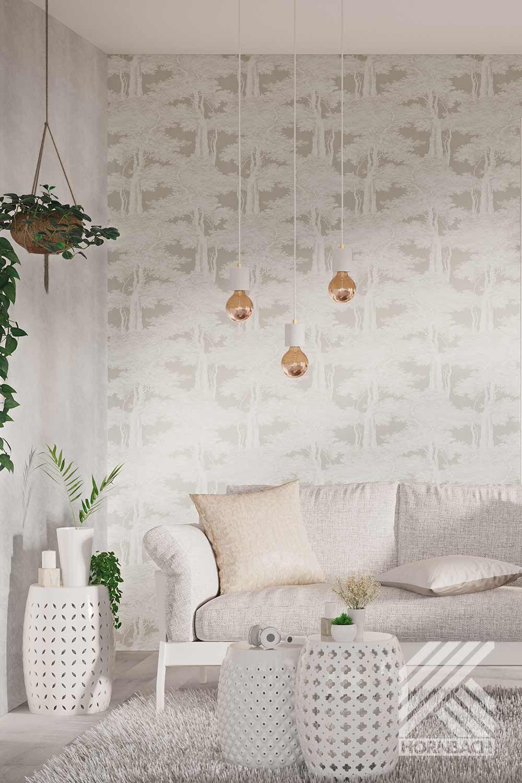 Full Size of Tapeten 2020 Wohnzimmer Tapetentrends Trends Moderne Manchmal Ist Weniger Mehr Dezentes Ambiente Mit Hellen Farben Lampe Liege Stehlampe Deckenleuchte Wohnzimmer Tapeten 2020 Wohnzimmer