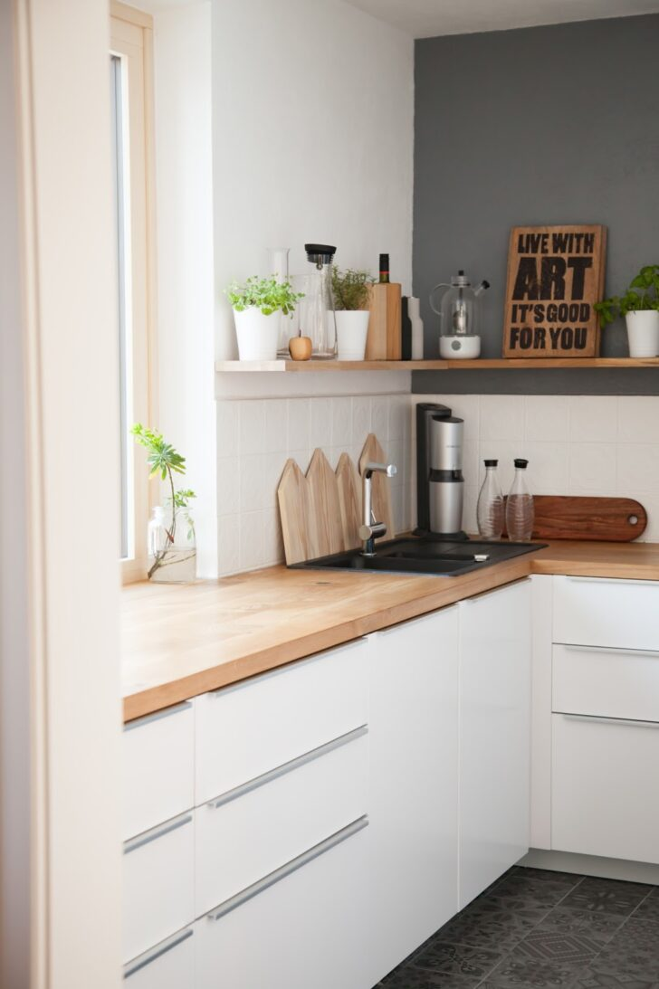 Medium Size of Vorher Nachher Unsere Traum Kche Unter 5000 Euro Wohnprojekt Modulküche Ikea Musterküche Küche Ausstellungsstück Mit Elektrogeräten Günstig Was Kostet Wohnzimmer Küche L Form Ikea