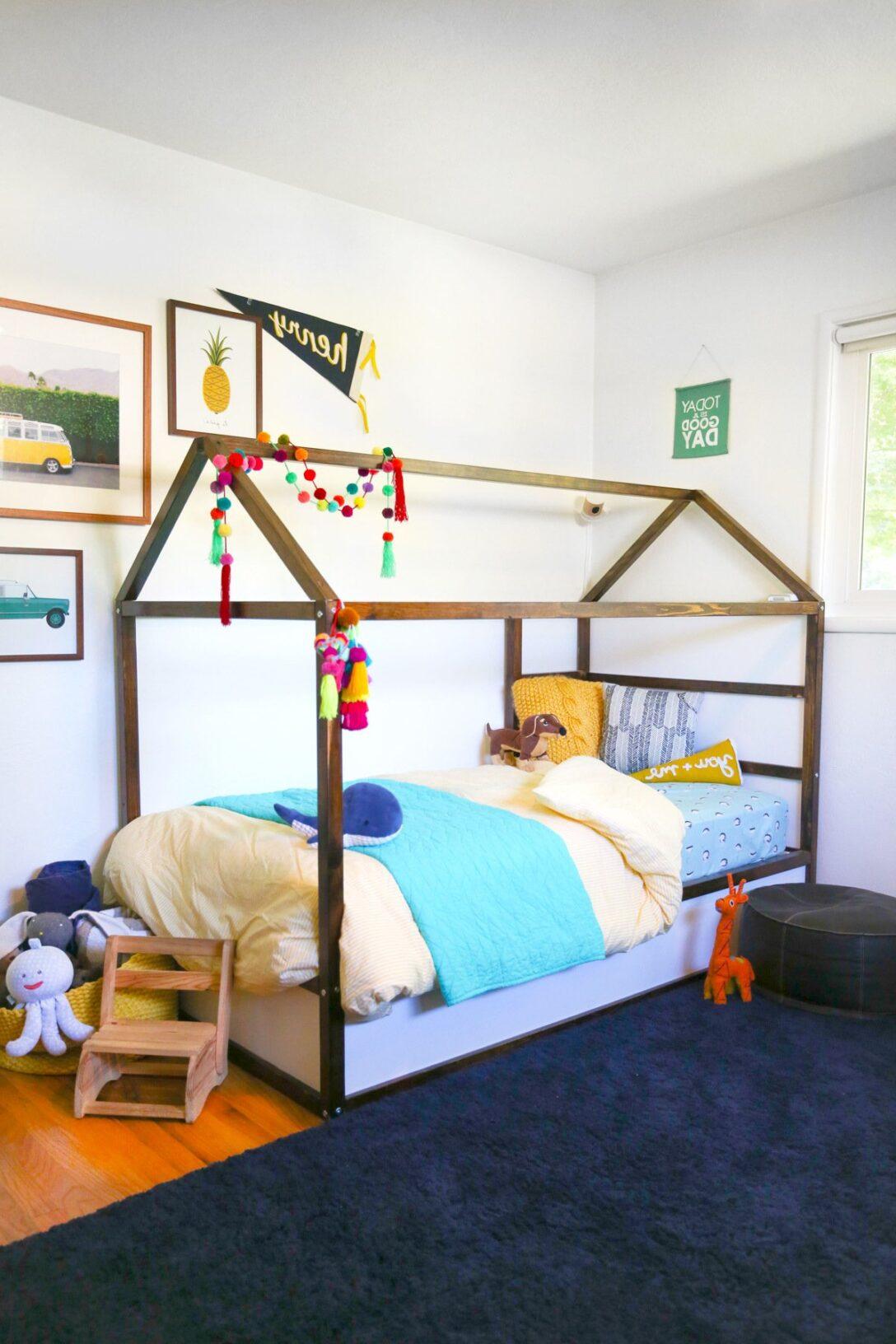 Large Size of Kinderbett Diy Led Lampe Selber Bauen Heimwerker Tutorial Wohnzimmer Kinderbett Diy
