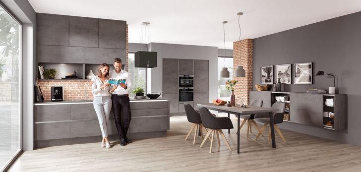Medium Size of Nobilia Wandabschlussleiste Riva 889 Küche Einbauküche Wohnzimmer Nobilia Wandabschlussleiste