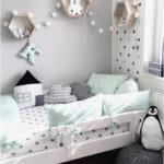 Wandgestaltung Kinderzimmer Junge Grau Traumhaus Regal Regale Sofa Weiß Wohnzimmer Wandgestaltung Kinderzimmer Jungen