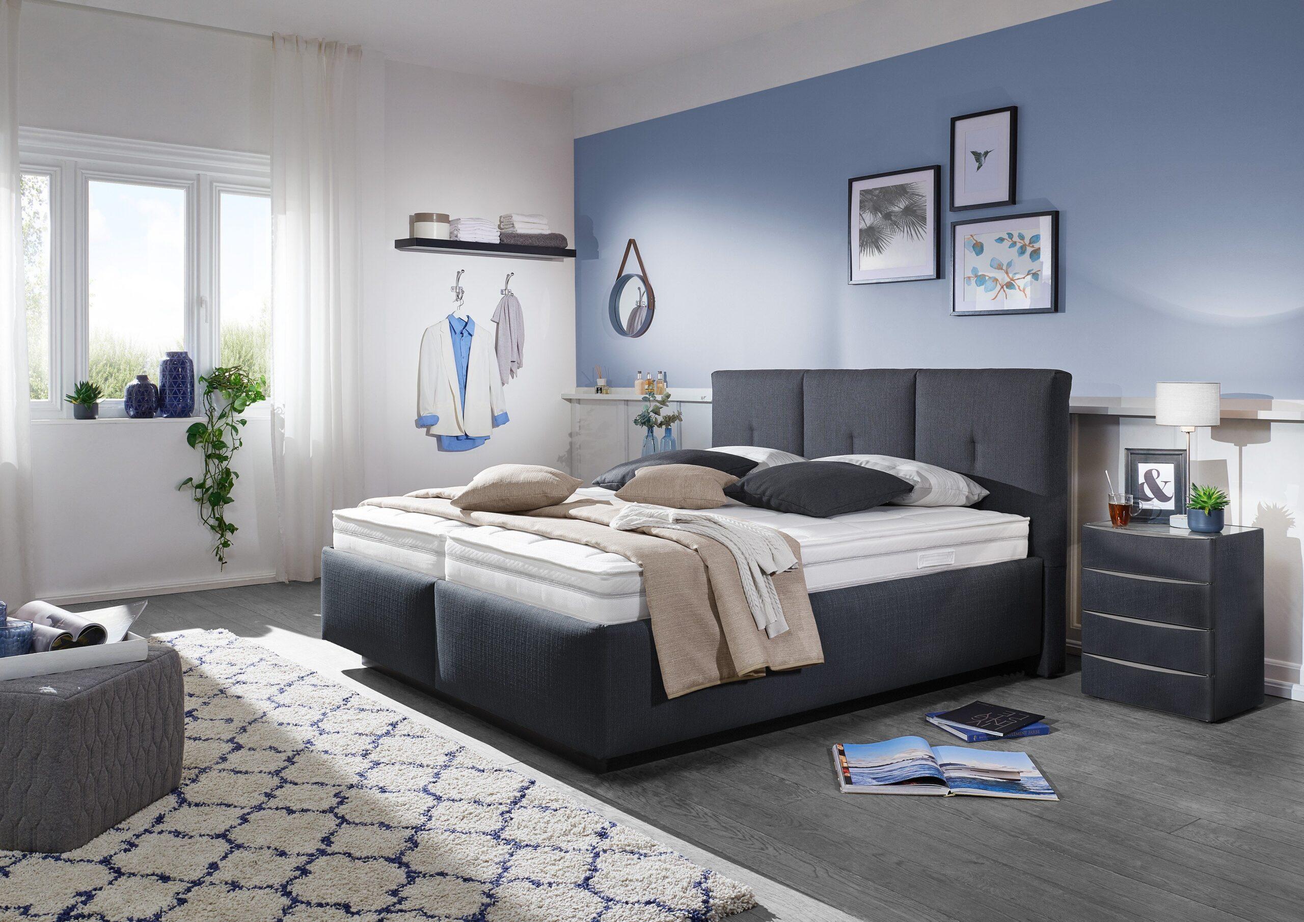 Full Size of Oschmann Polsterbett Easy Best In Anthrazit Mbel Letz Ihr Bett 200x220 Betten Wohnzimmer Polsterbett 200x220