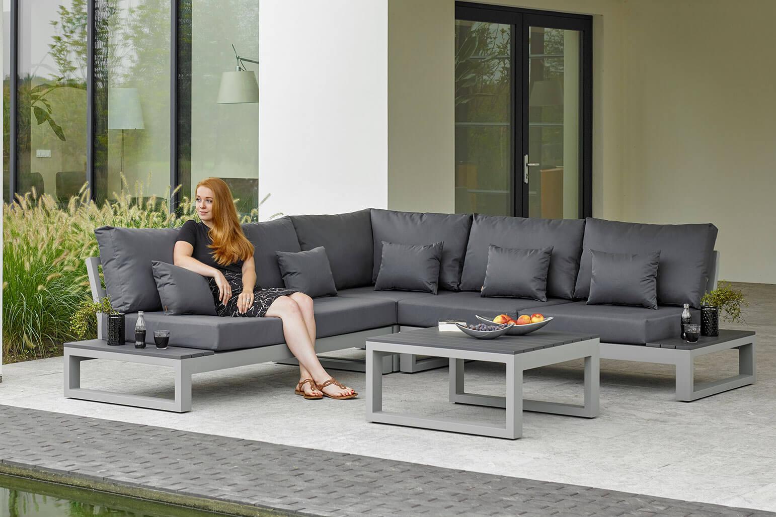 Full Size of Loungemöbel Aluminium Life Lounge Mallorca Grau Matt Too Design Gartenmbel Garten Fenster Verbundplatte Küche Holz Günstig Wohnzimmer Loungemöbel Aluminium