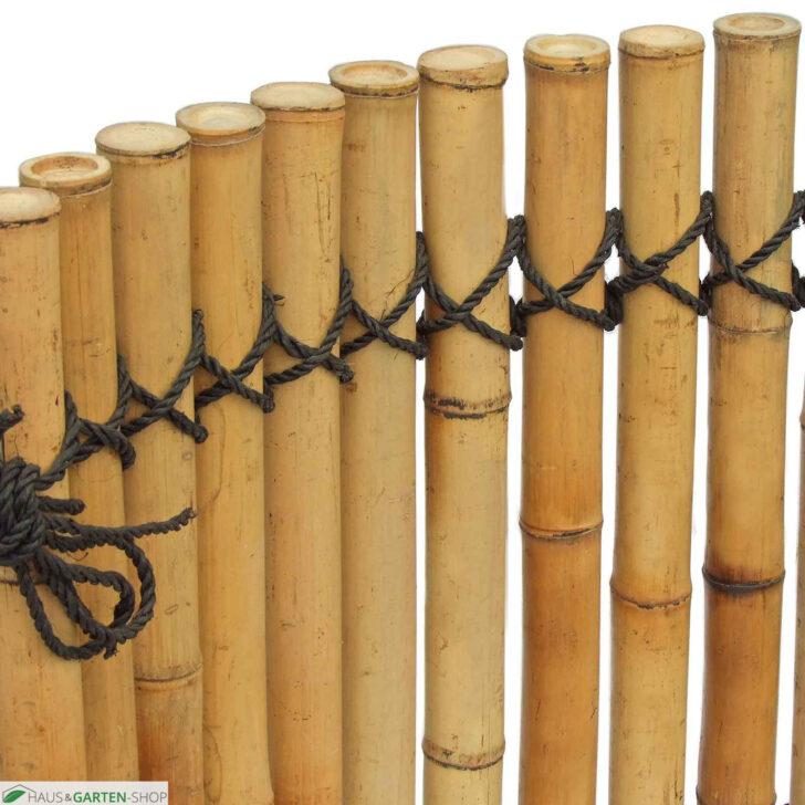 Medium Size of Abtrennwand Garten Trennwand Holz Gebundene Bambusmatte Nagoya Typ Nature Mit Kokos Spielturm Jacuzzi Bewässerungssysteme Spielgeräte Edelstahl Vertikaler Wohnzimmer Abtrennwand Garten