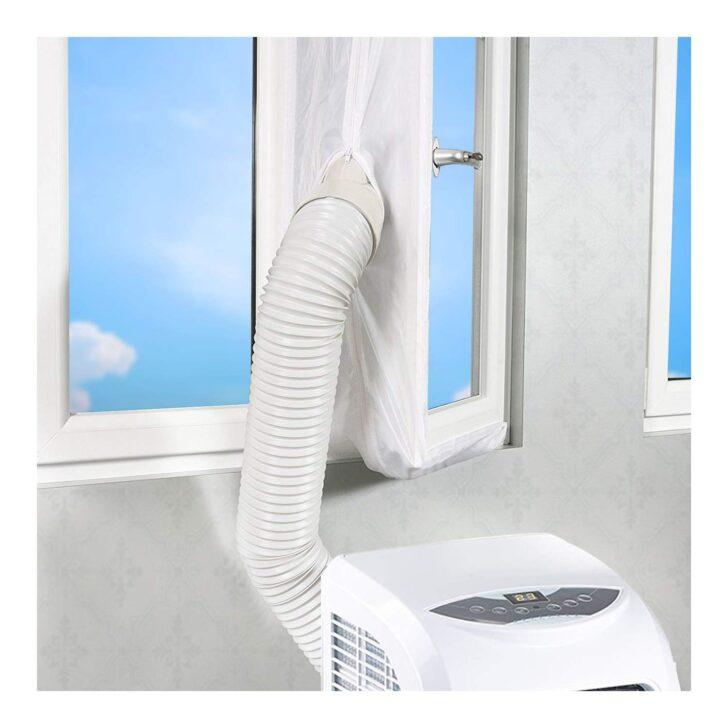 Medium Size of Klimaanlage Schlauch Fenster Noria Kaufen Adapter Abdichtung Abdichten Klimaanlagen Einbauen Wohnwagen Test 3 4 56m Air Lock Mobile Hot Konfigurieren Rollos Wohnzimmer Fenster Klimaanlage