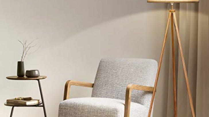 Medium Size of Albrillo Klassik Stehleuchte Moderne Stativ Stehlampe Mit Wohnzimmer Liege Tapete Indirekte Beleuchtung Poster Deckenleuchten Fototapete Deckenlampe Tapeten Wohnzimmer Moderne Stehlampe Wohnzimmer