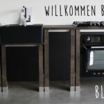 Modulküchen Wohnzimmer Modulküchen Modulkchen Bloc Modulkche
