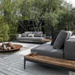 Couch Terrasse Terrassen Grid Centre Unit Sofas From Gloster Furniture Wohnzimmer Couch Terrasse