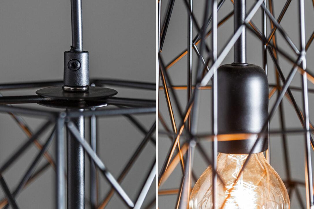 Large Size of Deckenleuchte Industrial Grau Style Deckenleuchten Look Retro Metall Vintage Elements Industrial Look Design Schwarz Lampe Hngelampe H30cm Wohnzimmer Moderne Wohnzimmer Industrial Deckenleuchte
