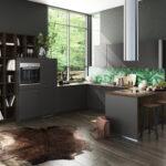 Landhausküche Wandfarbe Graue Kchen Kchentrends In Grau Kcheco Weisse Moderne Gebraucht Weiß Wohnzimmer Landhausküche Wandfarbe