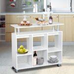Servierwagen Garten Küche Wohnzimmer Küchenwagen Servierwagen