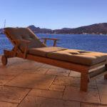 Relaxliege Modern Gartenliege Teak Mit Kissen Sand Liegestuhl Esstisch Deckenlampen Wohnzimmer Modernes Bett Küche Holz Moderne Duschen Bilder Fürs Design Wohnzimmer Relaxliege Modern