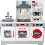 Spielküche Kinderkche Premium Moderne Spielkche Gisis Dekostbchen Kinder Wohnzimmer Spielküche