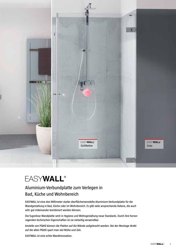 Full Size of Easywall Alu Verbundplatte Nordsee Alu Verbundplatten Wandinnovation In Xxl Fr Bad Wohnzimmer Easywall Alu Verbundplatte