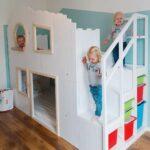 Kura Hack Wohnzimmer Kura Hack Bed Storage Montessori Ikea Bunk Instructions Ideas Hacks Pinterest 2 Beds Underneath House Slide Diy Baumhaus Hochbett