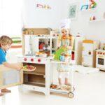 Biokinderkche Spielkche All In One Kche Kinder Spielküche Wohnzimmer Spielküche