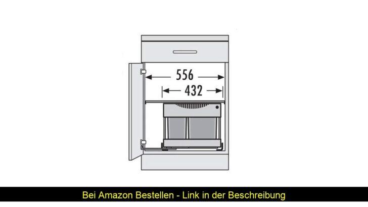 Medium Size of Küchenabfalleimer Hailo 3644801 Abfallsammler Tr Swing 60230m Fr Schrnke Von Wohnzimmer Küchenabfalleimer