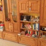Küche Massivholz Gebraucht Wohnzimmerschrank Nolte Led Beleuchtung Betonoptik Schlafzimmer Komplett Pantryküche Mit Kühlschrank Single Ebay Gebrauchte Wohnzimmer Küche Massivholz Gebraucht