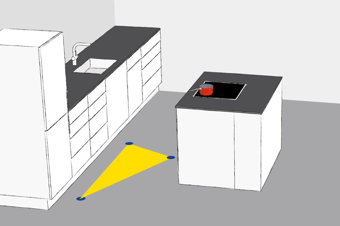 Large Size of Küchen Eckschrank Rondell Richtige Aufteilung Einer Kche Kchendurst Küche Regal Schlafzimmer Bad Wohnzimmer Küchen Eckschrank Rondell
